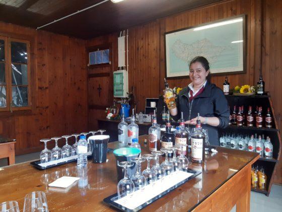 Madeira_Fabbrica del rum_Master class