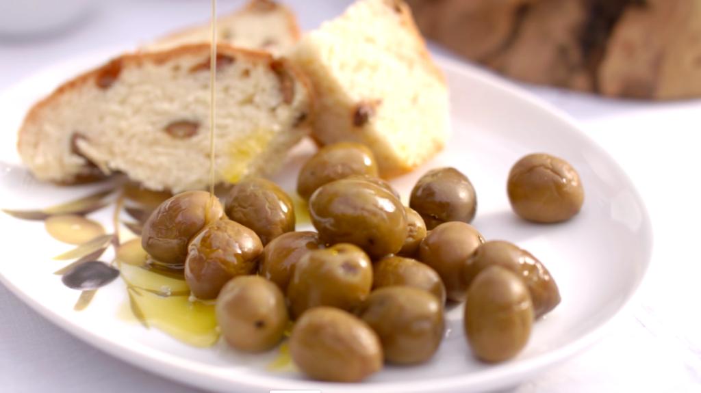Villaggi aperti, pane olio e olive