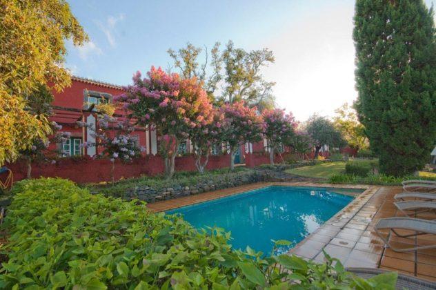 Quinta das vinhas - Hotel e Ristorante in una villa secentesca tra i vigneti