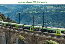 Trenino Verde delle Alpi, il mezzo più green