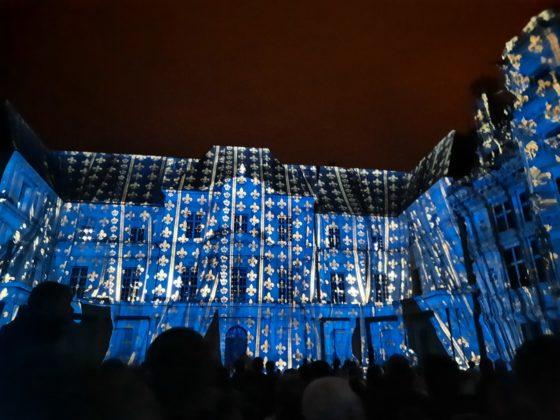 Castello di Blois_suoni-e-luci
