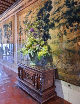 Castello di Chenonceau_ bouquet