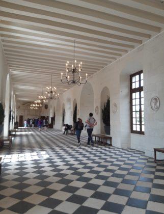 Castello di Chenonceau_ galleria