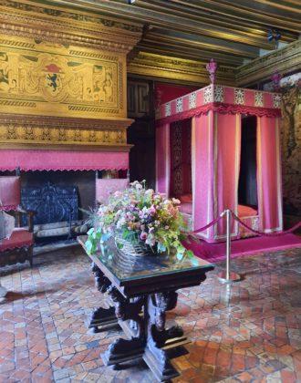 Castello di Chenonceau_ interno