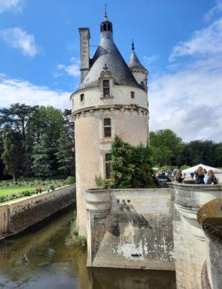 Castello di Chenonceau_ vista dalla galleria