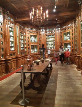 Castello di Chenonceau_antica farmacia
