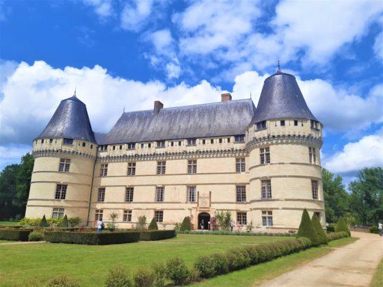 Chateau de l'Islette_a Azay-le-Rideau
