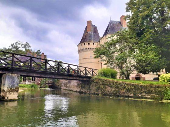 Chateau de l'Islette_a Azay-le-Rideau_gita in barca