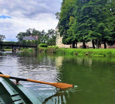 Chateau de l'Islette_in barca