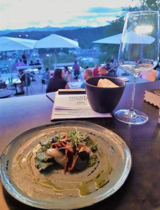 Lubiana_ ristorante Grajska Vinoteka & Hram Castel Wine Bar & Bistrot -Kaval group Ph. Francesca Barbarancia ©Voicesearch.travel