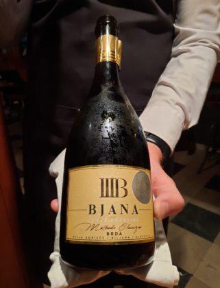 Lubiana_Atelje, ristorante stellato dello chef Jorg Zupan _ vino Bjana_Ph. Francesca Barbarancia ©Voicesearch.travel