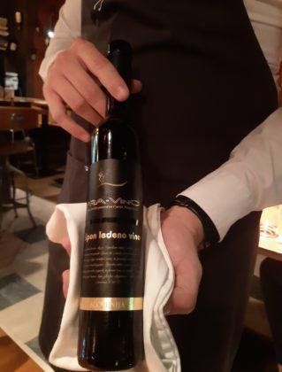 Lubiana_Atelje, ristorante stellato dello chef Jorg Zupan _ vino_Ph. Francesca Barbarancia ©Voicesearch.travel