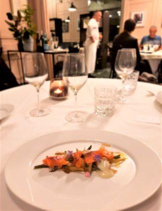 Lubiana_dessert_JB restaurant. Ristorante stellato dello chef Janez Bratovz_Ph. Francesca Barbarancia ©Voicesearch.travel