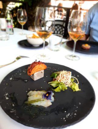Lubiana_ristorante AS gostilna_antipasto di pesce_Ph. Francesca Barbarancia ©Voicesearch.travel
