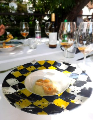 Lubiana_ristorante AS gostilna_pesce dell'Adriatico al forno_Ph. Francesca Barbarancia ©Voicesearch.travel-