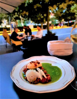 Lubiana_ristorante Breg gostilna_Ph. Francesca Barbarancia ©Voicesearch.travel