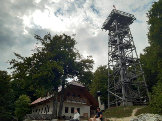 Vrhnika_osservatorio sulla collina di Planina_Ph. Francesca Barbarancia ©Voicesearch.travel